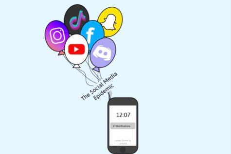 The Social Media Epidemic