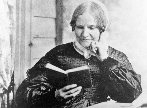 Lydia Maria Child was born in 1802, and her lifelong activism against injustice inspired the Lydia Maria Child awards in Wayland. She is best known for her variety of works such as,