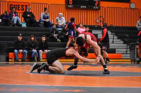 "With the wrestling season canceled due to COVID-19, wrestlers reflect on their feelings regarding the decision. Many will miss the season and all its components. ""I will miss the team and the group of guys that I hung out with after tournaments and dual meets,"" junior Finn O"