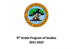 Due to the loss of learning during the 2020-2021 school year, Wayland faculty and administrators decided not to offer honors English 1 to freshmen during the 2021-2022 school year.