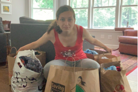 Grace Marto: Raising money for kids to go to camp