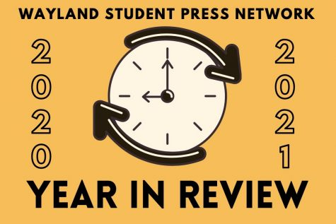 As classes come to a close Thursday, June 17, WSPNs Jonathan Zhang summarizes the 2020-2021 school year.