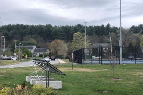 """At the recent Wayland Town Meeting, Article 19, which declared the town of Wayland in a climate emergency passed. """"It is a resolution to declare a climate emergency,"""" Michael Delman said. The planet is warming and the town can now take the next steps under this article to stop this problem."""