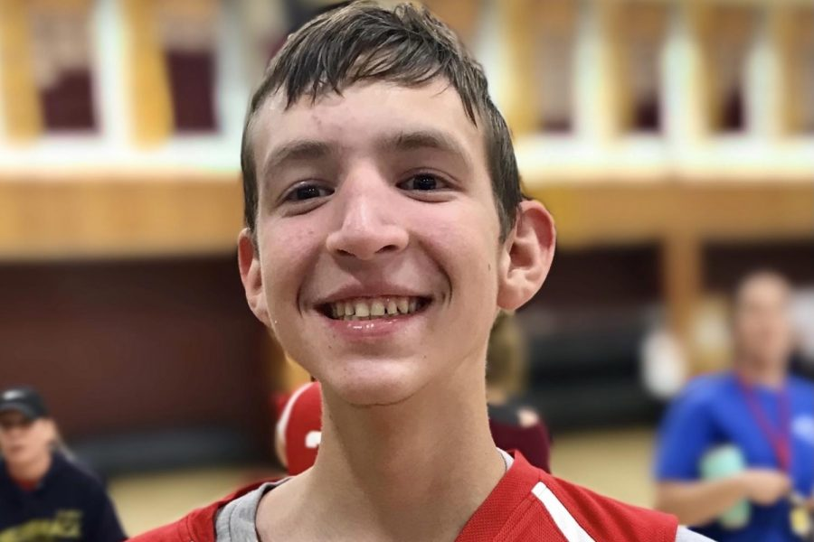 Natick High School junior Jake Blatnica received USA Todays Special Olympics Athlete of the Year Award. I think [the best part] was just getting to see that if you work really hard other people will recognize it too, Jakes mother Becky Blatnica said.