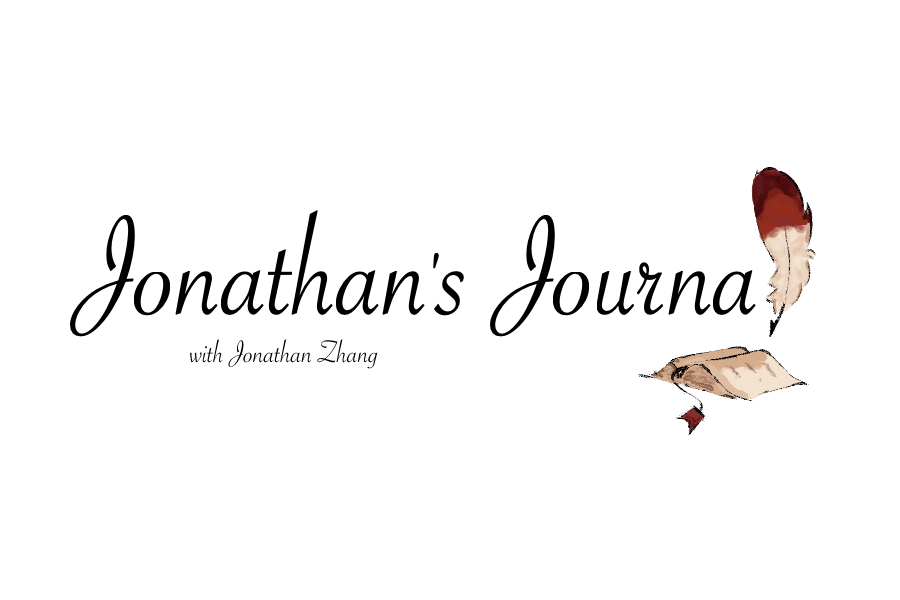 In the first installment of Jonathans Journal, reporter Jonathan Zhang discusses his journey to finding his passion for journalism and his advice for other still struggling to find a passion of their own.