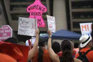 WSPN's Genevieve Morrison discusses the dangers of new law, Senate Bill 8, which severely restricts abortion in Texas.