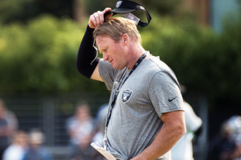 WSPNs Emily Roberge discusses the aftermath of Las Vegas Raiders head coach Jon Gruden and his resignation following the investigation of his racist, homophobic and misogynistic emails.